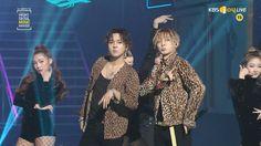 MOBB - '몸(BODY)' + '꽐라(HOLUP!)' + '빨리 전화해(HIT ME)' in 2017 Seoul Music A...