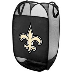 New Orleans Saints Team Logo Laundry Hamper - $7.99