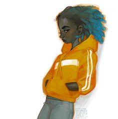 digital sketchings ~