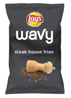 Wouldn't steak house fries be yummy as a chip? Lay's Do Us A Flavor is back, and the search is on for the yummiest chip idea. Create one using your favorite flavors from around the country and you could win $1 million! https://www.dousaflavor.com See Rules.