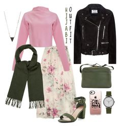 """""""Outfit50"""" by nadaabdelsalam ❤ liked on Polyvore featuring Lana, TIBI, Louis Vuitton, Casetify, Acne Studios and Yves Saint Laurent"""