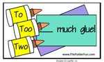 love this site! File Folder Fun...tons of academic game printouts that you glue onto file folders then laminate.