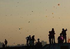kites - Independence Day in Delhi
