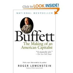 Ever wonder what goes through Warren Buffett's mind?  While this bio did not have Warren's cooperation, friends and family were more than happy to assist the author into delving into Buffett's life and personality.