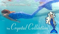 New realistic finfunmermaid tail Fin Fun Mermaid Tails, Mermaid Swim Tail, Mermaid Tale, Mermaid Diy, Ariel The Little Mermaid, Beautiful Mermaid, Merfolk, Crystal Collection, Claws
