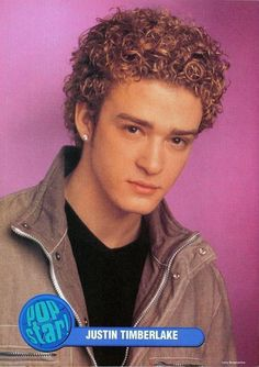 Remember when Justin Timberlake looked like this?