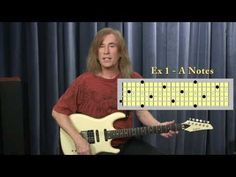 ▶ Guitar Lesson - How to Memorize Note Names - YouTube