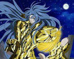 Cavaleiro de Gêmeos Aspros - Lost Canvas