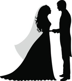Image for Wedding. Silhouette Cameo, Couple Silhouette, Wedding Silhouette, Wedding Anniversary Cards, Wedding Cards, Image 4k, Background Images Hd, Aesthetic Wallpapers, Wallpaper Backgrounds