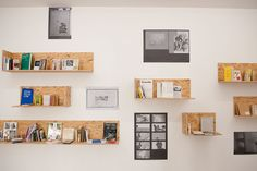 Open Books II by Charlotte Cheetham & Sophie Demay at Le Cneai maison object 2011