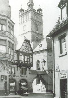 Darmstadt früher | Stadtkirche | by DerSüdhesse