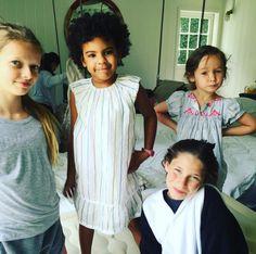 Gwyneth Paltrow's Daughter Apple Turns 12 - http://site.celebritybabyscoop.com/cbs/2016/05/15/gwyneth-paltrows-daughter #AppleMartin, #Beyonce, #Birthday, #Blueivy, #BlueIvyCarter, #ChrisMartin, #GwynethPaltrow, #HappyBirthday, #Jayz