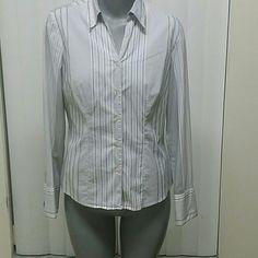 Shirt Long Sleeve Top George Tops Button Down Shirts