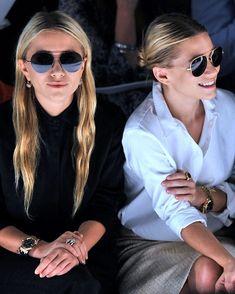 Mary Kate Ashley, Mary Kate Olsen, Olsen Twins Style, Michelle Tanner, Ashley Olsen, Who What Wear, Minimalist Fashion, Capsule Wardrobe, Sunglasses Women