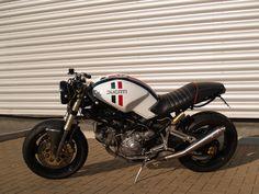 Cafe Racer Special: Ducati Monster 900 Cafe Racer