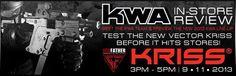 KWA Crew To Visit Godfather Airsoft