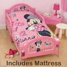 minnie mouse toddler bed for adders