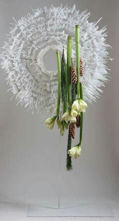 All Details You Need to Know About Home Decoration - Modern Art Floral, Deco Floral, Floral Design, Beautiful Flower Arrangements, Floral Arrangements, Beautiful Flowers, Flower Show, Flower Art, Christmas Arrangements