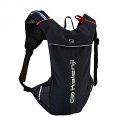 Kalenji Hydration Backpack Running/ Cycling With Water Bladder for sale online Sports Vest, Sports Shoes, Sport Chic, Rucksack Bag, Backpack Bags, Running Accessories, Outdoor Backpacks, Hydration Pack, Sweat It Out