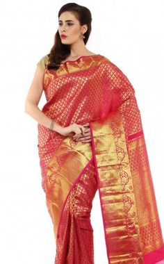 Kanchipuram Silk And Cotton Sarees For Wedding - Sudarshan Silks Kanchipuram Silk Sarees In Bangalore - Sudarshan Silks