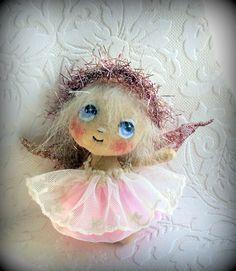Arte en muñecas de trapo