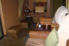 Wine And Spirits Travel: Ummelina Spa