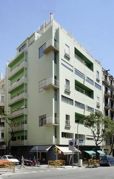 -Ocho edificios de Sert en Barcelona- De la Casa Bloc a la Fundación Miró, una ruta de la mano del arquitecto catalán más influyente del siglo XX
