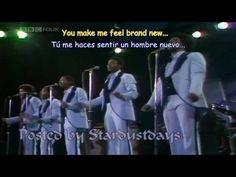 THE STYLISTICS - YOU MAKE ME FEEL BRAND NEW Subtitulos Español & Inglés - YouTube