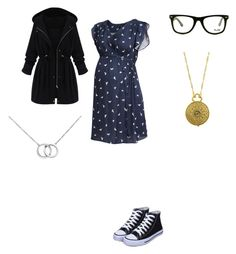 """""""Untitled #313"""" by mrs-grant-guston ❤ liked on Polyvore featuring H&M, GlassesUSA, 1928 and Blue Nile"""