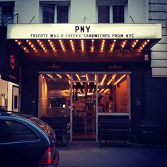 Paris New York : le burger comme à Big Apple