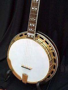 Bill Evans Signature Banjo - American Made Banjo - Kel Kroydon