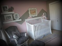 Fun ideas would be easy to replace things in the baby room being removed.
