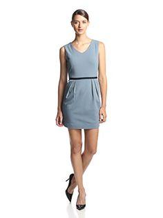 Chaiken Women's Hannah Dress (Fog)
