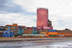 Bally's Casino - Located at Park Place and The Boardwalk - you won't find a better casino location.