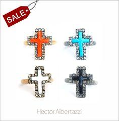 #welovesale: Os anéis Consolação, além de deixar o #look super fofo, estão com 50% de desconto na nossa #sale de Verão!!! #hectoraddicted #HectorAlbertazzi