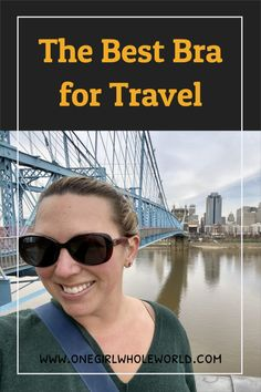 The Best Bra for Travel   My all-time favorite, tons of different styles for different sizes, including (in my opinion) the best travel bra for large breasts. Having a comfortable bra (and sturdy!) is critical for traveling! #bestbra #travelgear #bras #thirdlove Travel Tips For Europe, Solo Travel Tips, Ways To Travel, Travel Hacks, Travel Advice, Travel Ideas, Northern Lights Trips, Travel Rewards, European Destination