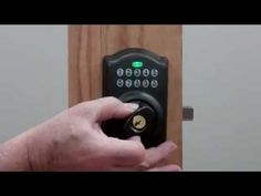 How to Change Schlage Keypad Deadbolt Cam Positioning by Schlage Schlage Locks available at http://buymbs.com