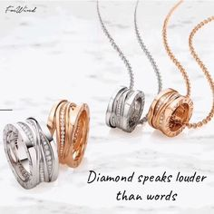 b74a41a37cc29 Diamond speaks louder than words. Shop now at - https   bit.