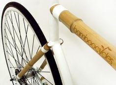 Bamboo Bike #Bikes