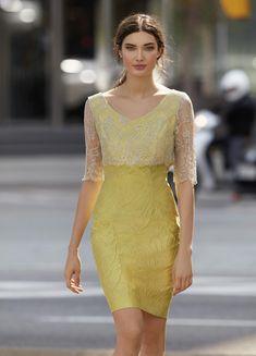 056c228ad Dámská Móda, Krátké Šaty, Společenské Šaty, Svatební Šaty, Oblečení,  Manželství,