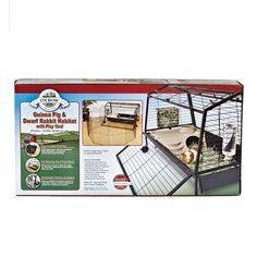 Play Yard Habitats And Pet Cage On Pinterest