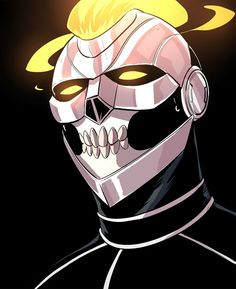 Ghost Rider (Robbie Reyes) by Anthony Piper