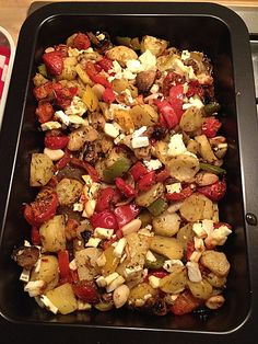 Mediterranes Ofengemüse, ein schmackhaftes Rezept aus der Kategorie Pilze. Bewertungen: 348. Durchschnitt: Ø 4,6.