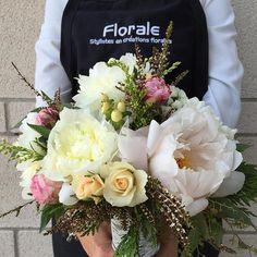 #florale #design #deco #creative #wedding #love #peace #calm #light #pastel #colors #designer #flower #bride #bouquet