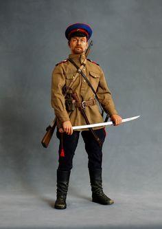 WW2 1/6 Russian Cossack Officer