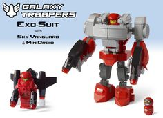 GT Exo-Suit | by Lilac Hat Brick