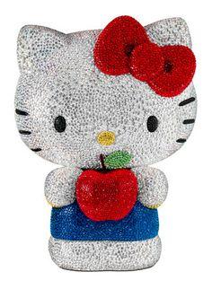 Hello Kitty Swarovski