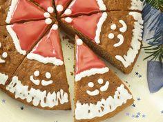Honigkuchen zu Weihnachten | Zeit: 35 Min. | http://eatsmarter.de/rezepte/honigkuchen-zu-weihnachten                                                                                                                                                                                 Mehr