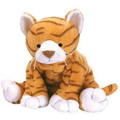 ac6bdc2ccc4 TY Pluffies - PURRZ the Kitten (10 inch). New Kids ToysKids Toy StoreStuffed  ToyStuffed AnimalsOrange Tabby CatsBeanie ...