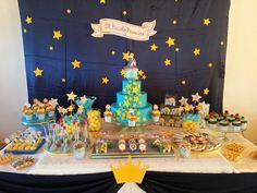 Piccolo principe tavolo torta